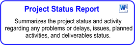 IT Project Status Report