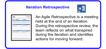 SDLCforms Agile Iteration Retrospective