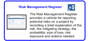 SDLCforms Agile Risk Management Register