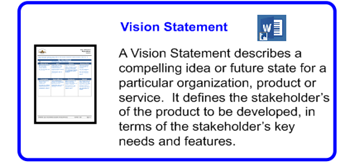 SDLCforms Agile Vision Statement