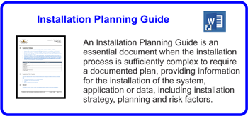 SDLCforms Installation Planning Guide