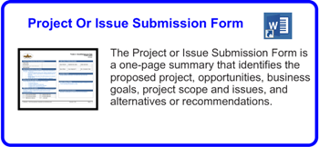 SDLCforms Project Or Issue Submission Form