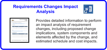 SDLCforms Requirements Changes Impact Analysis