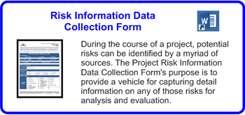 SDLCforms Risk Information Data Collection Form