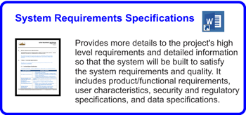 SDLCforms System Requirements Specifications