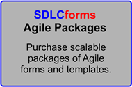 SDLCforms Agile Packages - Agile Forms Groupings