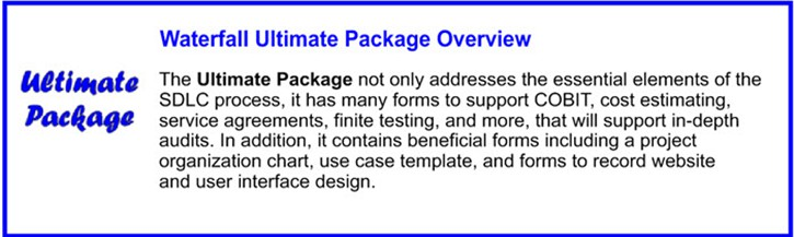 SDLCforms Packages Slide Show Page 6