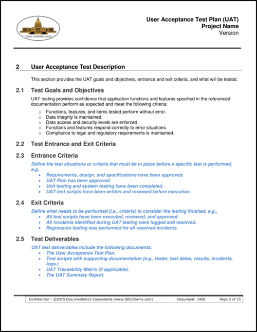 user acceptance testing resume awesome user acceptance testing