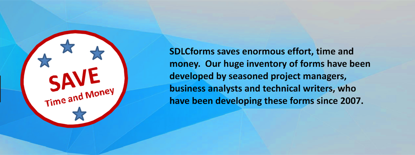 SDLC form development